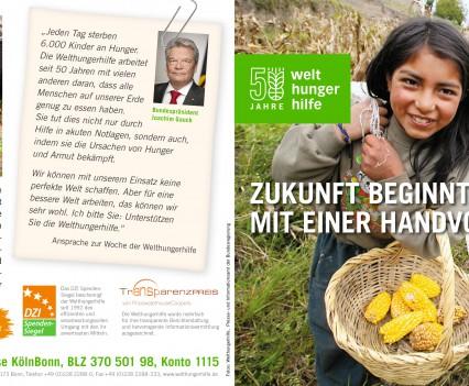 Welthungerhilfe Mailing