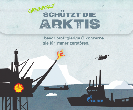Greenpeace Postwurfspecial