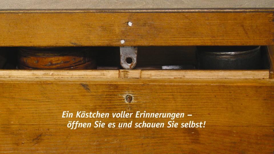 Volksbund Schatzkästchen Mailing